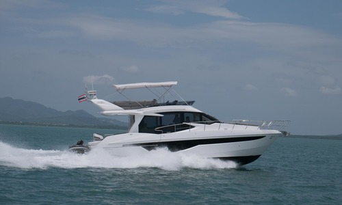 Image of Galeon Flybridge 460 for charter in Thailand from €19,900 / week Phuket, Thailand