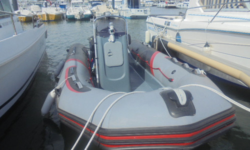 Image of Zodiac PRO 500 RACING for sale in France for €15,500 (£13,775) LA GRANDE MOTTE, LA GRANDE MOTTE, France