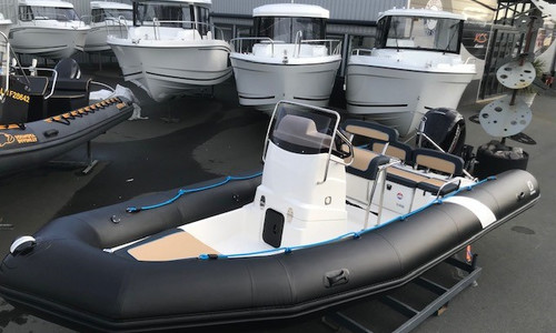 Image of Zodiac PRO OPEN 650 for sale in France for €36,990 (£33,149) LA ROCHELLE, LA ROCHELLE, France