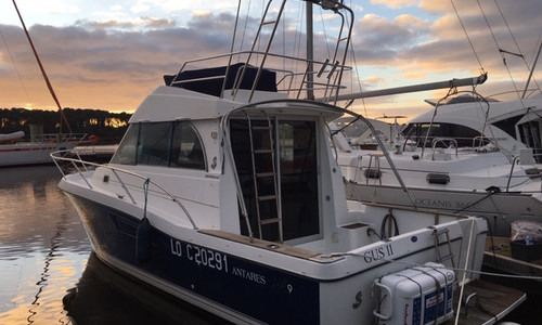 Image of Beneteau Antares 9 for sale in France for €44,000 (£39,747) LORIENT, , France