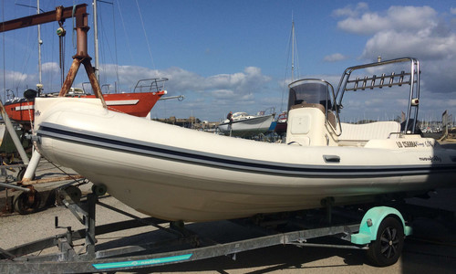 Image of Nuova Jolly 600 KING for sale in France for €21,500 (£19,268) Lorient, Lorient, France