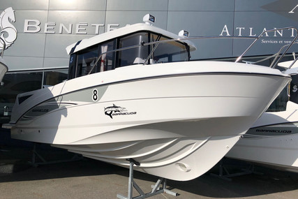 Beneteau Barracuda 8 for sale in France for €39,000 (£34,914)