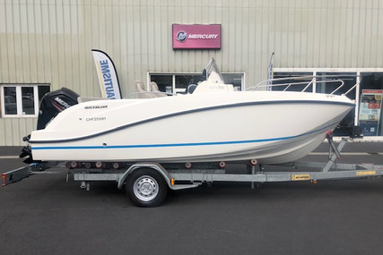 Quicksilver 555 Activ for sale in France for €19,900 (£16,648)