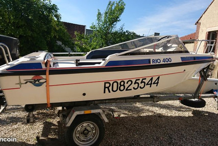 Rio 400 OLE for sale in France for €3,500 (£3,133)