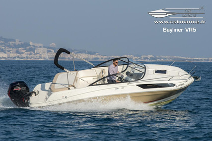 Bayliner VR5 Cuddy for sale in France for €41,900 (£35,757)