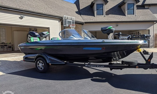 Image of Ranger Boats Reata 190LS for sale in United States of America for $44,500 (£34,916) O'fallon, Missouri, United States of America