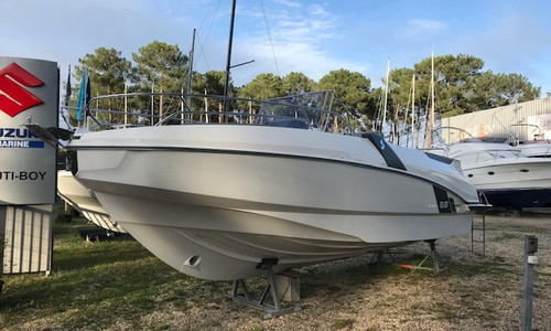 Image of Beneteau Flyer 8.8 SpaceDeck for sale in France for €109,000 (£98,606) LEGE, LEGE, France
