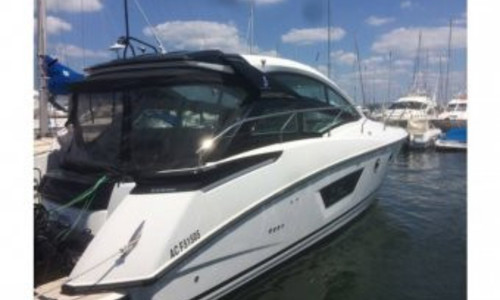 Image of Beneteau Gran Turismo 40 for sale in France for €224,916 (£202,348) ARCACHON, ARCACHON, France
