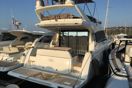 Prestige 450 for sale in France for €430,000 (£387,325)