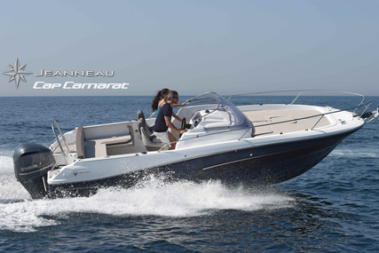 Jeanneau Cap Camarat 7.5 WA for sale in France for €64,900 (£55,385)