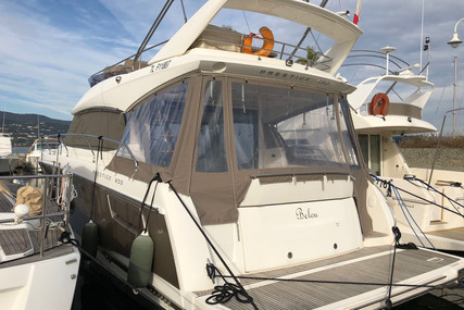 Prestige 450 for sale in France for €398,000 (£358,500)
