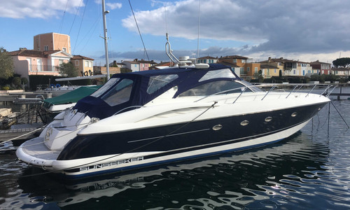 Image of Sunseeker Camargue 50 for sale in France for €205,000 (£183,713) Grimaud, Grimaud, France