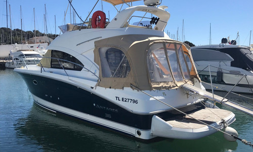 Image of Beneteau Antares 36 for sale in France for €140,000 (£126,145) SAINT MANDRIER, SAINT MANDRIER, France