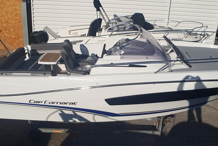 Jeanneau Cap Camarat 7.5 WA for sale in France for €79,500 (£71,610)