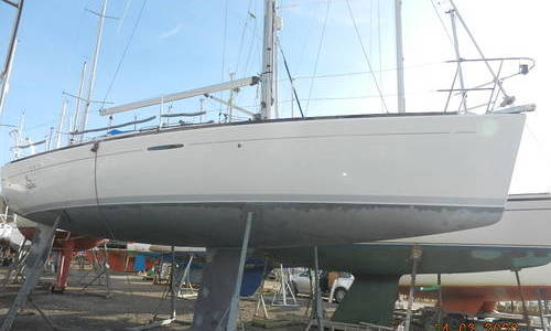 Image of Beneteau First 33.7 for sale in United Kingdom for £29,500 Chatham, United Kingdom