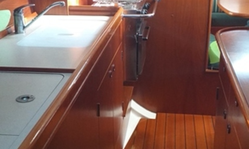 Image of Beneteau Oceanis 36 CC for sale in Spain for €48,500 (£43,956) Torreveija, Spain