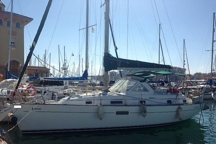 Beneteau Oceanis 36 CC for sale in Spain for €48,500 (£44,149)