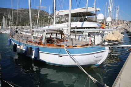 Van Der Heijden De Vries Lentsch Ketch Yacht for sale in Spain for €189,000 (£164,215)