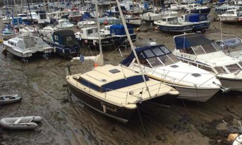 Image of Prout Catamarans Quest 31 for sale in Jersey for £29,995 Jersey