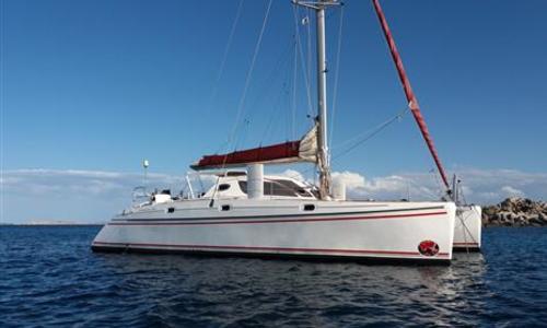 Image of Catana Catamarans 411 for sale in France for €195,000 (£177,964) Med, France
