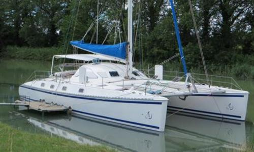 Image of Outremer 50 SL for sale in Puerto Rico for €350,000 (£313,322) Puerto Rico