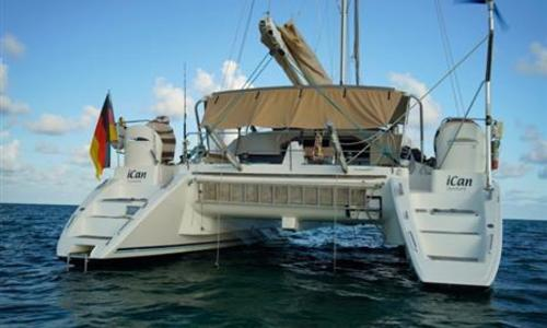 Image of Catana Catamarans 471 (4 cabins) for sale in Greece for €370,000 (£329,589) Greece