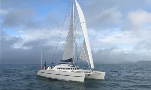 Image of Lagoon 570 for sale in New Zealand for £375,000 New Zealand