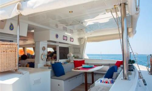 Image of Lagoon 500 for sale in Turkey for €550,000 (£504,148) Turkey