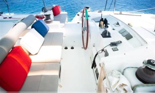 Image of Lagoon 500 for sale in Turkey for €550,000 (£497,413) Turkey