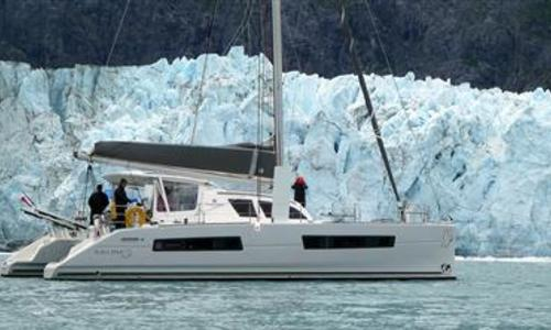 Image of Catana Catamarans 47 Custom Carbon - 30th anniversary edition for sale in French Polynesia for €590,000 (£538,272) French Polynesia