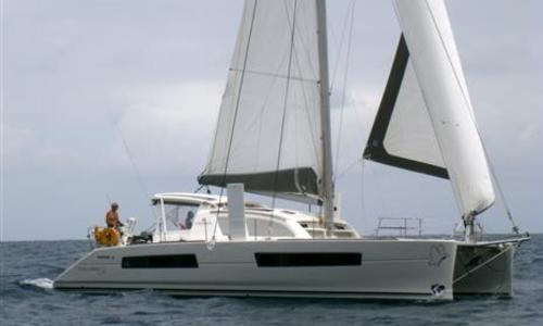 Image of Catana Catamarans 47 Custom Carbon - 30th anniversary edition for sale in French Polynesia for €590,000 (£512,197) French Polynesia