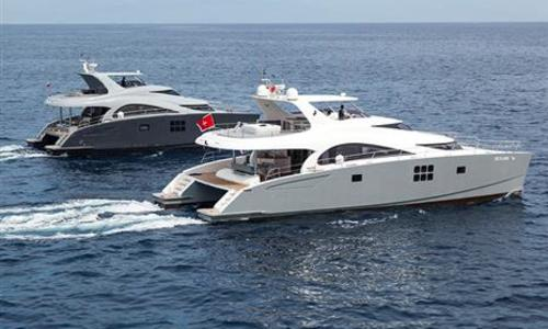 Image of Sunreef Yachts 70 Power for sale in Spain for €2,350,000 (£2,157,626) Spain