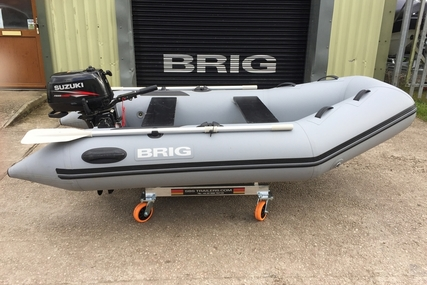 Brig Dingo 285 Inflatable Tender (2016) for sale in United Kingdom for £1,750