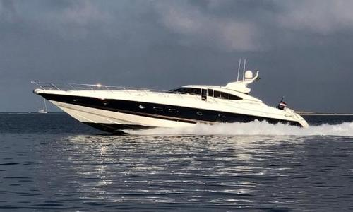 Image of Sunseeker Predator 80 for sale in Spain for €619,000 (£559,816) Ibiza, Spain