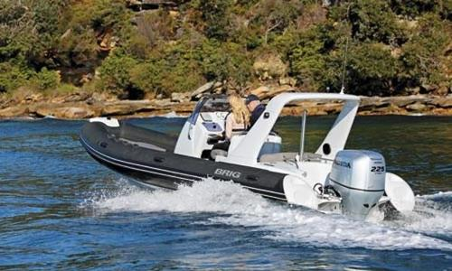 Image of Brig E650 for sale in Spain for €49,000 (£43,160) Ibiza, Spain