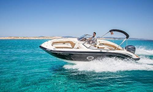 Image of Chaparral 250 SunCoast for sale in Spain for €65,000 (£58,251) Ibiza, Spain