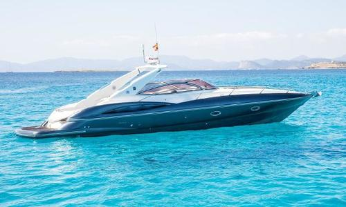 Image of Sunseeker Superhawk 40 for sale in Spain for €129,000 (£116,197) Ibiza, Spain