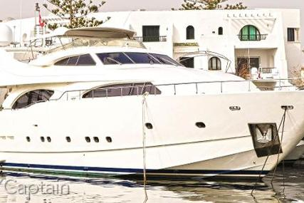 Ferretti 94 for sale in France for €1,389,000 (£1,255,389)