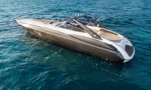 Image of Sunseeker Superhawk 48 for sale in Spain for €119,000 (£106,532) Ibiza, Spain