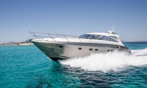Image of Princess V58 for sale in Spain for €269,000 (£241,487) Ibiza, Spain