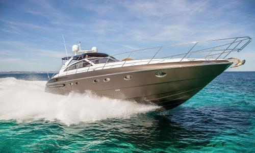 Image of Princess V52 for sale in Spain for €189,000 (£169,197) Ibiza, Spain