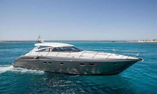 Image of Princess V58 for sale in Spain for €349,000 (£315,429) Ibiza, Spain