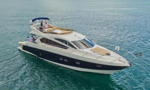 Image of Sunseeker Manhattan 63 for sale in Mauritius for €995,000 (£898,834) Port Louis, Mauritius
