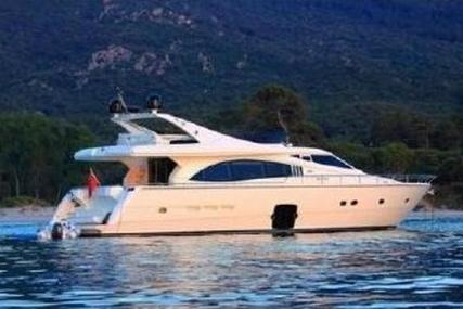 Ferretti 731 for sale in France for €820,000 (£726,165)