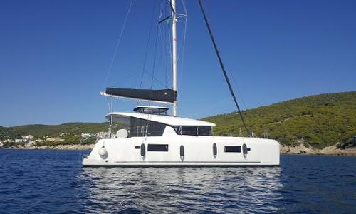 Image of Lagoon 42 for sale in Greece for €420,000 (£369,111) Athens, Greece