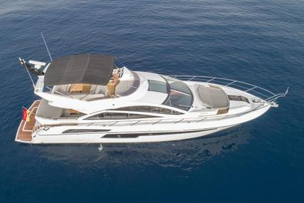 Sunseeker 68 Sport Yacht for sale in Spain for €1,590,000 (£1,432,200)