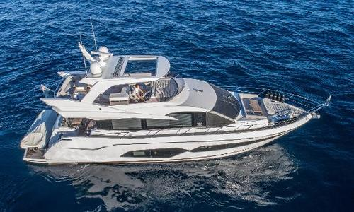 Image of Sunseeker Manhattan 66 for sale in Spain for £1,595,000 Mallorca, Spain