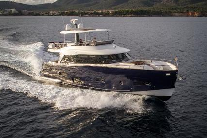 Azimut Yachts Magellano 66 for sale in Spain for €1,850,000 (£1,629,511)