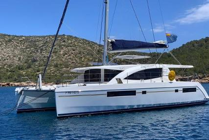 Leopard 48 for sale in Spain for €399,000 (£365,736)