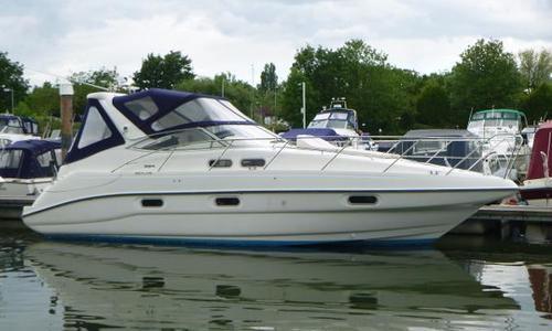 Image of Sealine S34 for sale in United Kingdom for £70,000 Chertsey, United Kingdom